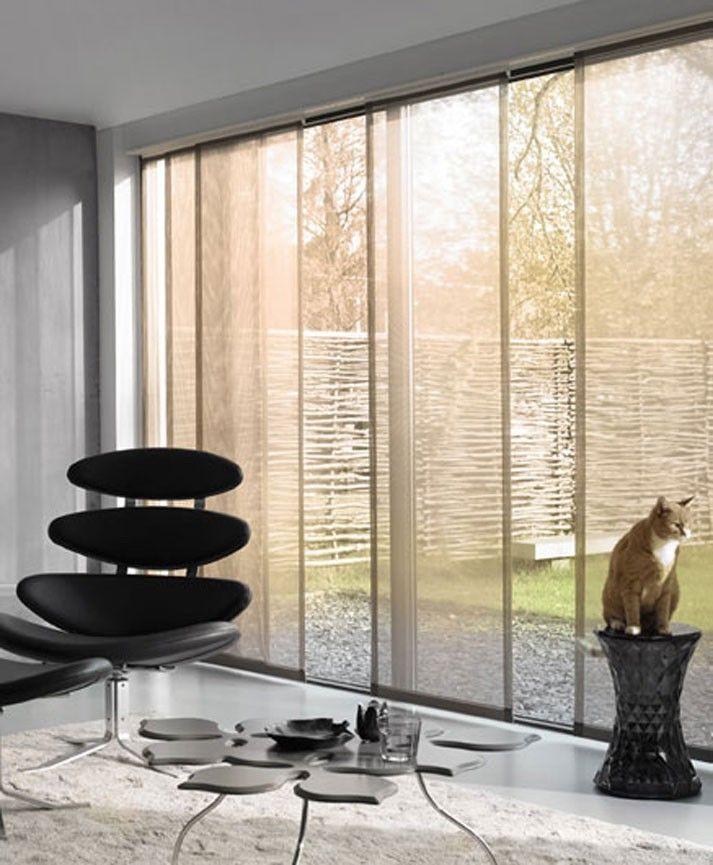 Paneles Japoneses Home sweet home Pinterest Paneles japoneses - persianas modernas