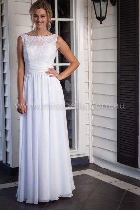 Imogen Deb Dress#whitedress #debdress #debutantedress ...