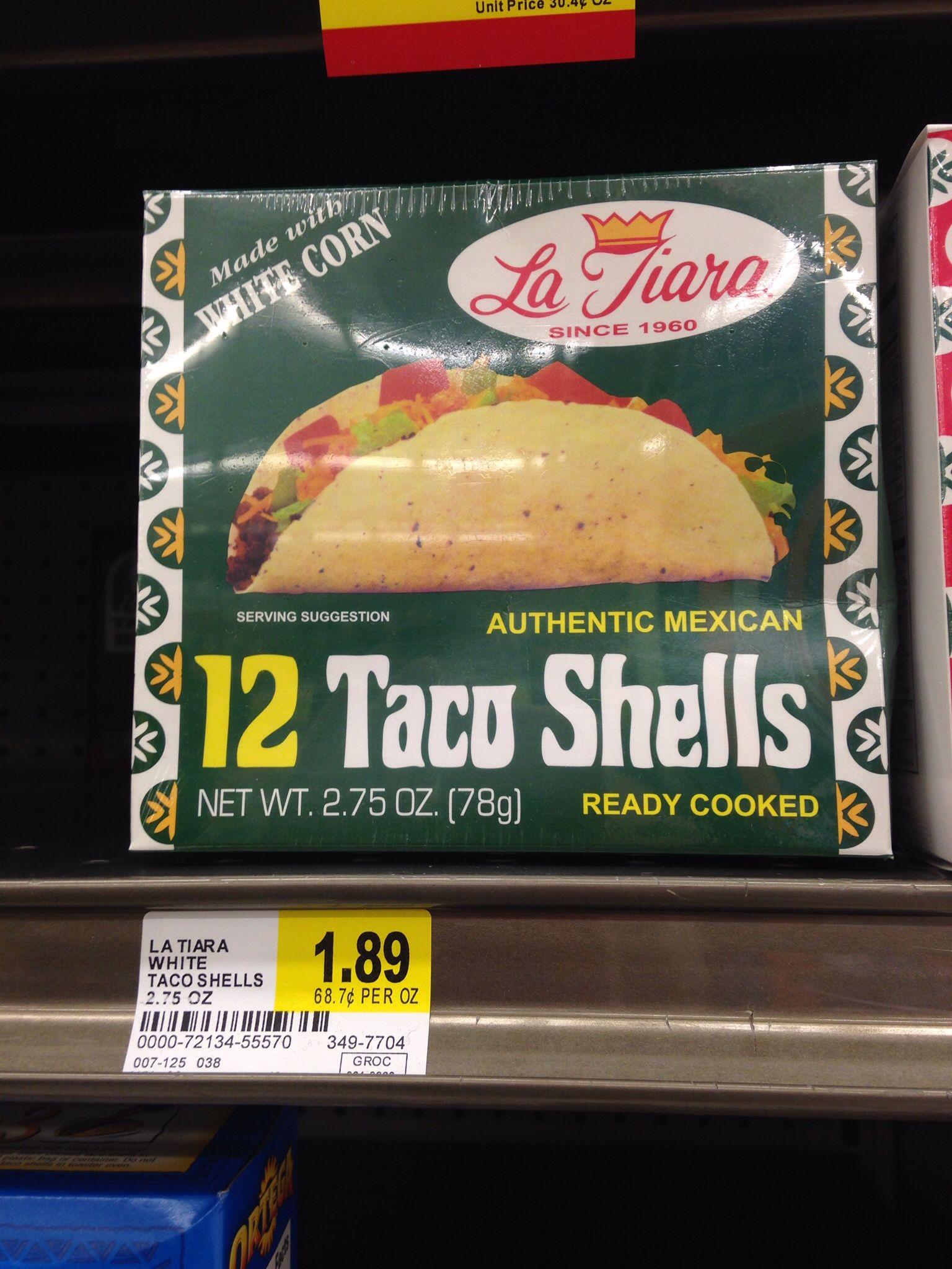BEST taco shells ever! They won't crumble apart! #dandelionpudding