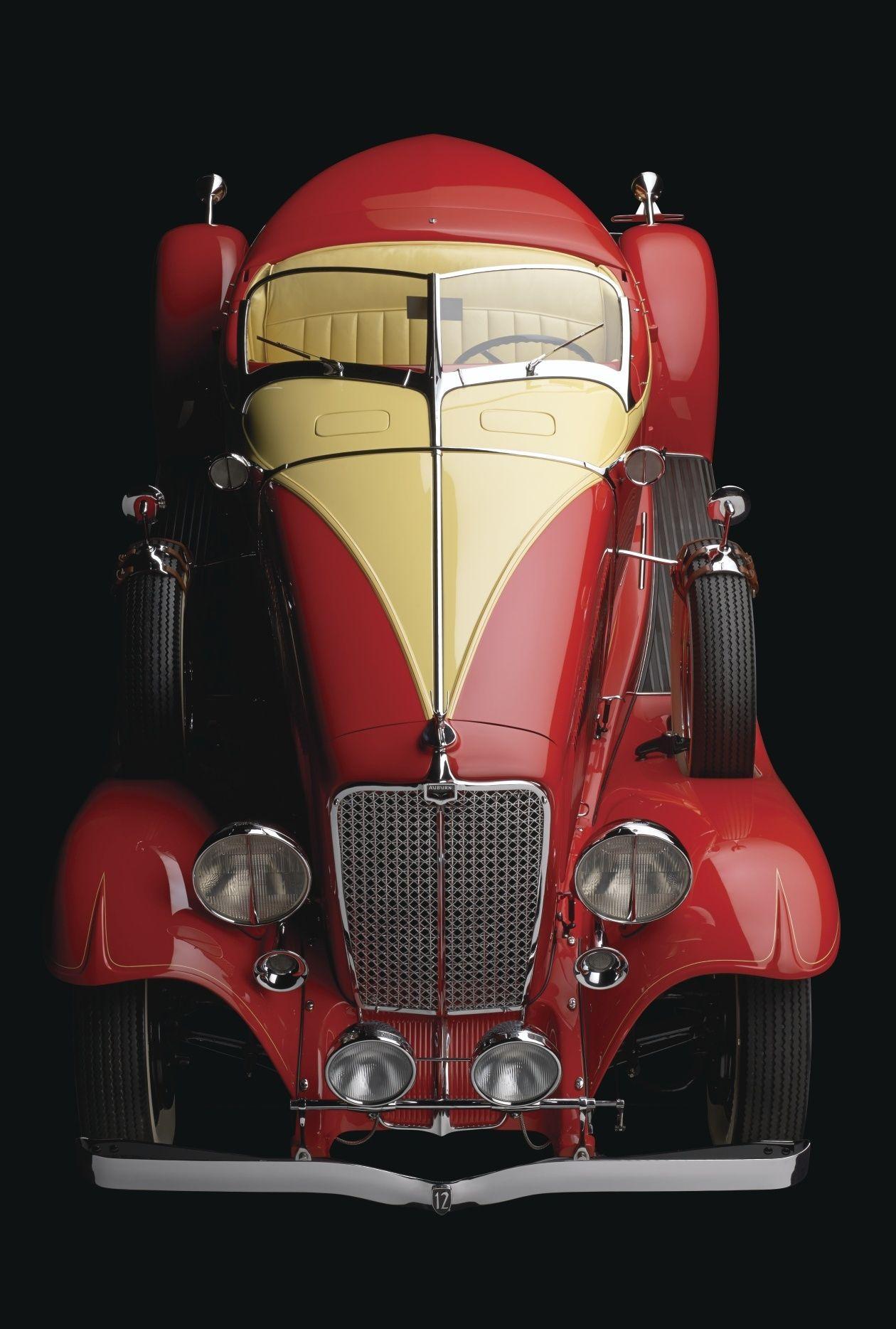 1933 Auburn, Twelve Custom Speedster   Things with engines ...