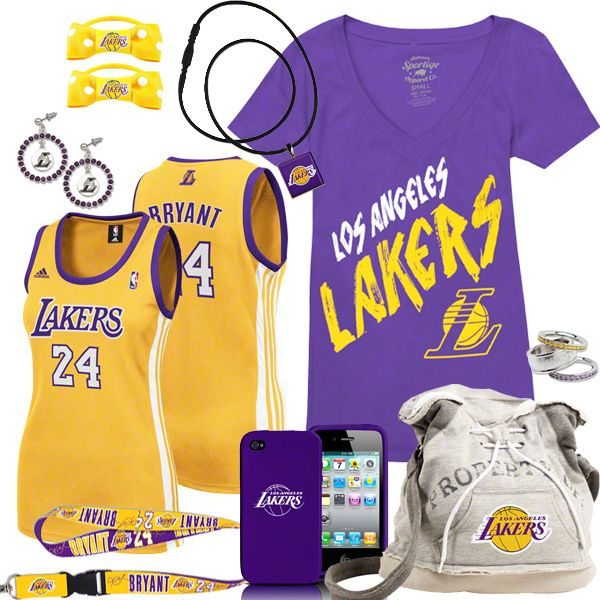 6a37f4c88b1 lakers gear for women