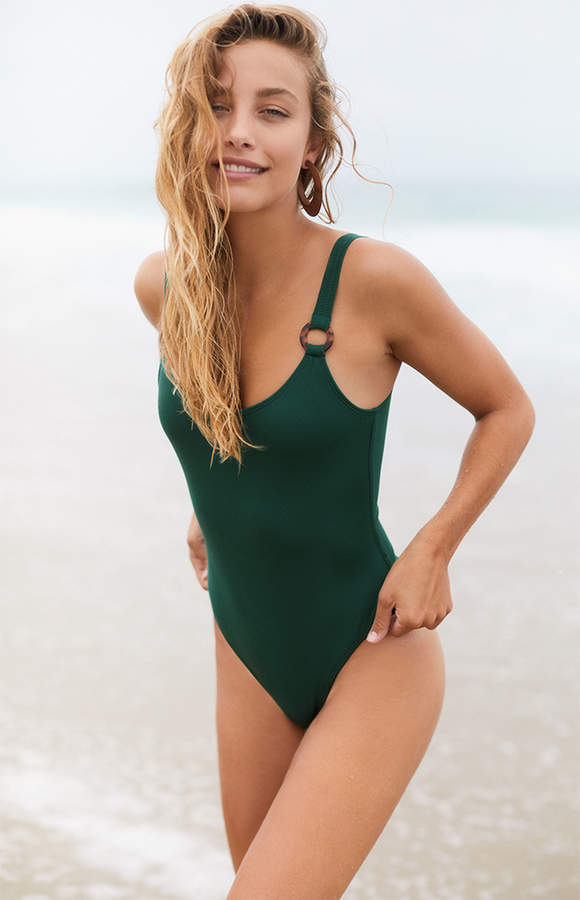 La Hearts By PacSun Ring One Piece Swimsuit  bfd678505