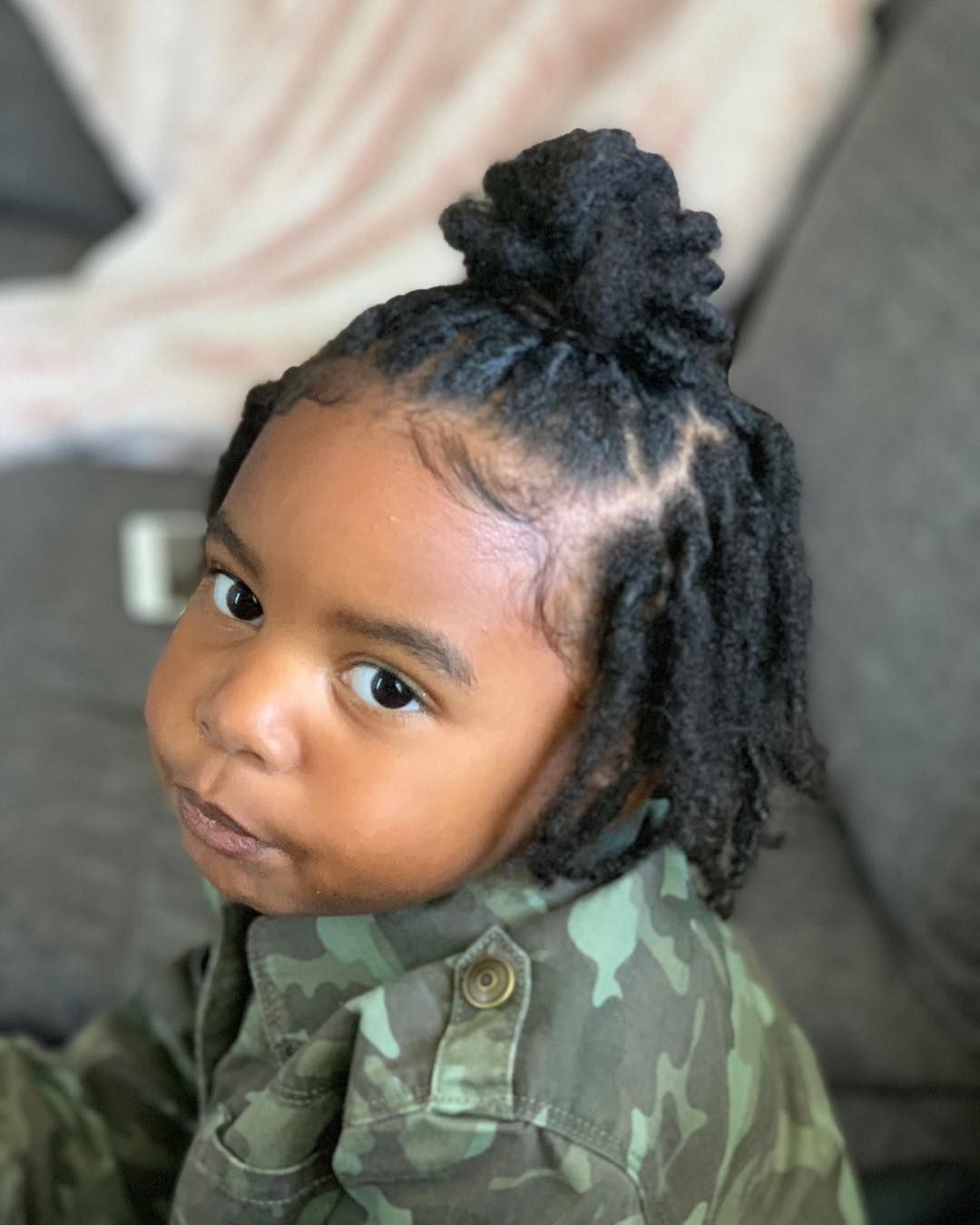 Kids With Locs Zurilocs Locs Womenwithlocs Locstyles Locjourney Kiddielocs Naturalhair Na Kids Hairstyles Cute Hairstyles For Kids Baby Hairstyles