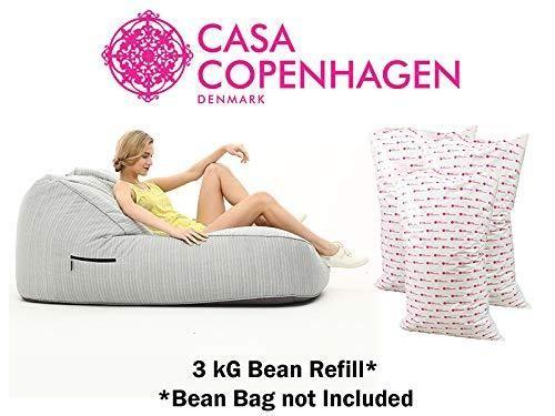 Prime Casa Copenhagen Ultimax Beans 3 Kg A Grade Bean Bag Refill Creativecarmelina Interior Chair Design Creativecarmelinacom
