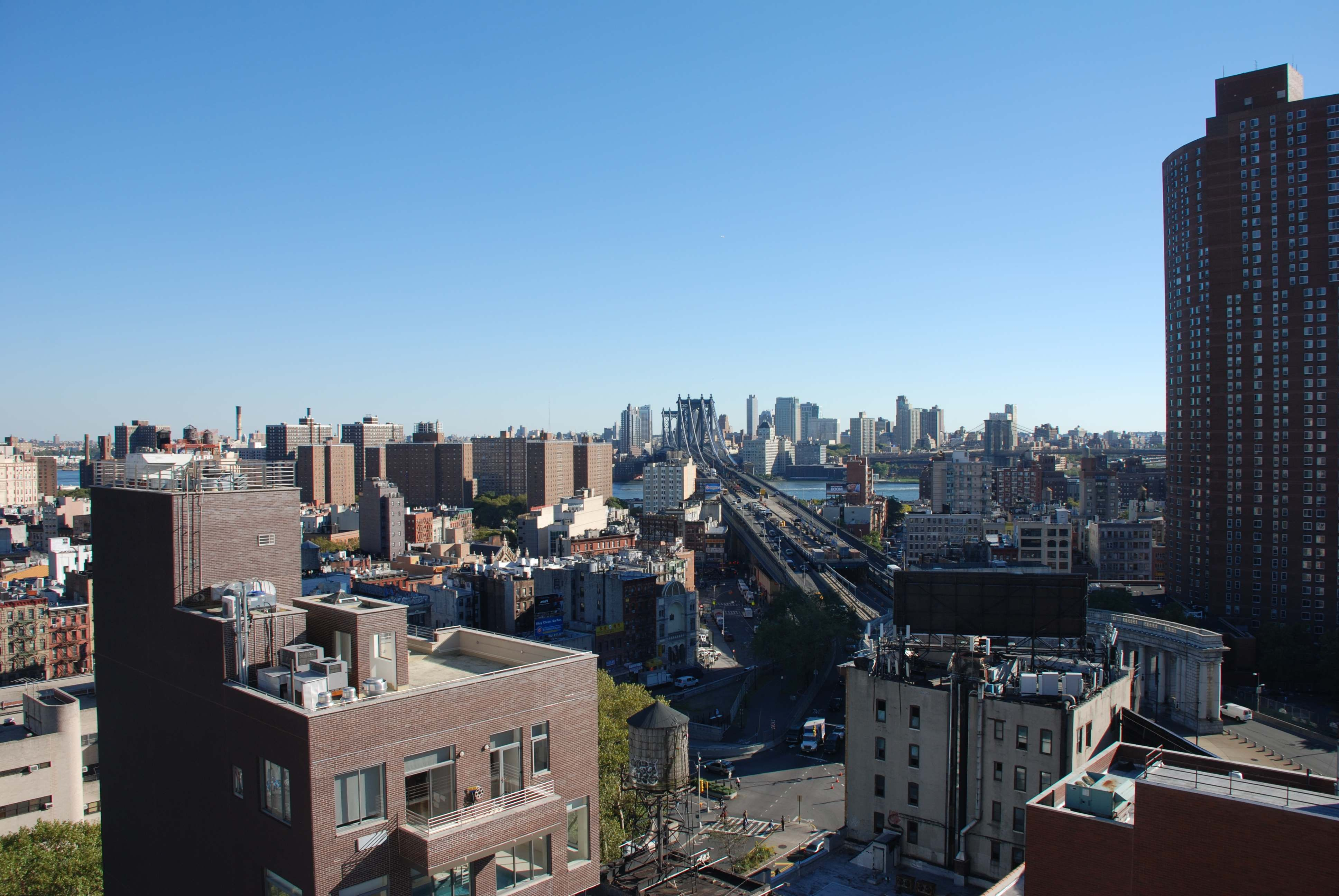 Image Result For Rooftop View New York
