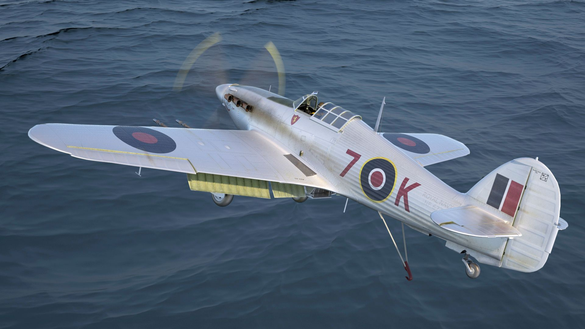 Hawker Fighter Planes British Aircraft Hawker Hurricane