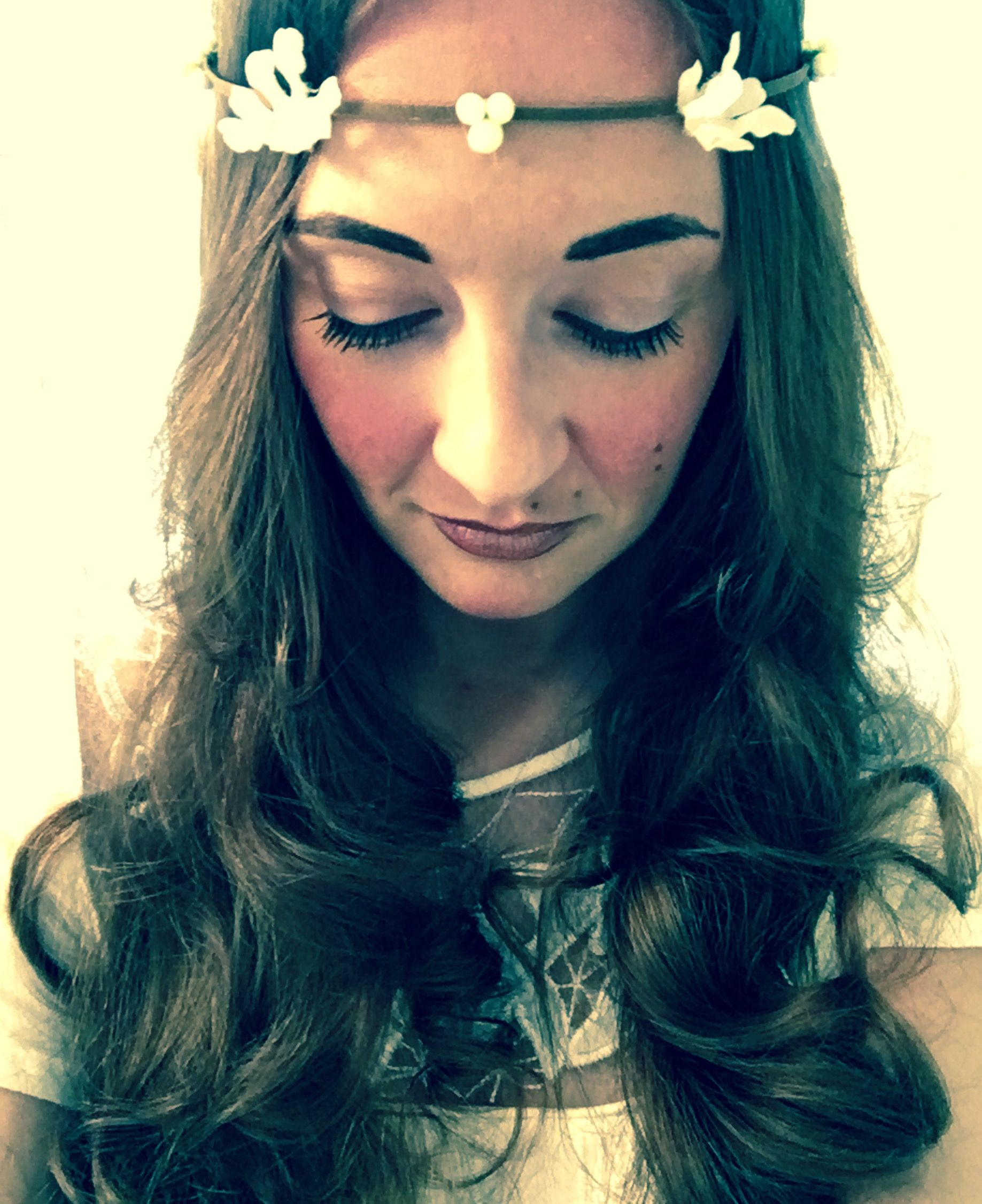 I Love The Floral Crown/headband Trend But I'm Not Sure I