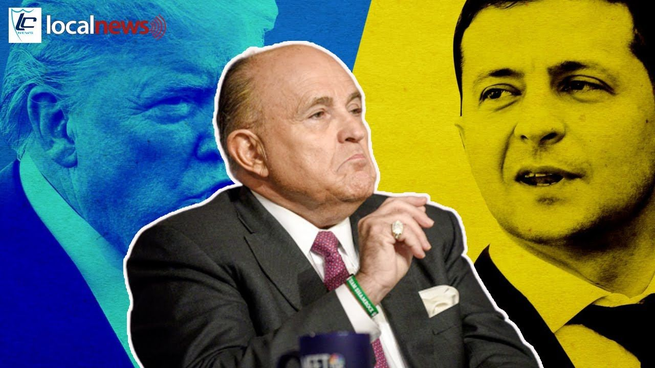 Rudy Giuliani Just Got Caught With His Hand In The Cookie Jar Rudy Giuliani His Hands Got Caught