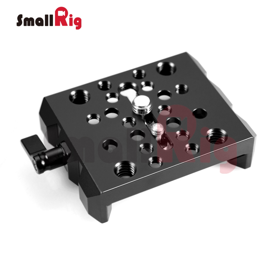 89.00$  Watch now - http://alizyv.worldwells.pw/go.php?t=32683565848 - SmallRig Standard Arri Dovetail Clamp Quick Release Clamp-1683