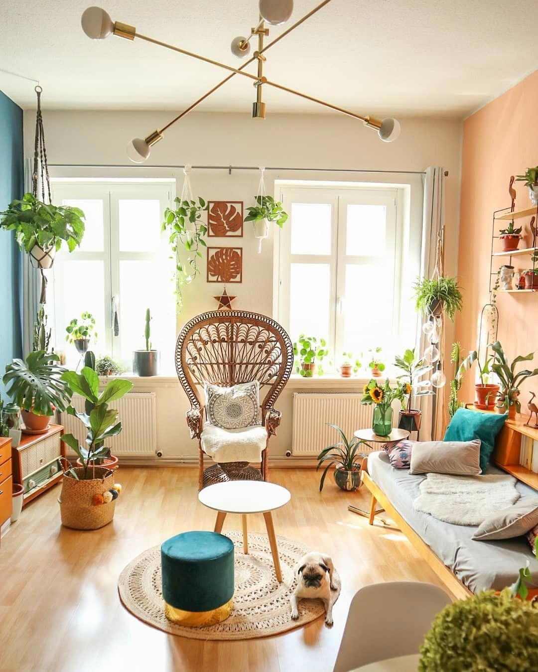 New Stylish Bohemian Home Decor and Design Ideas #BedroomDecor