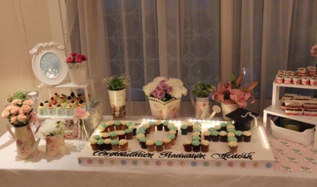 إطلالة أني قة ترتيبات حفلة تخرج زوجي My Husband S Graduation منتديات شبكة الإقلاع Eid Cards Table Decorations Decor