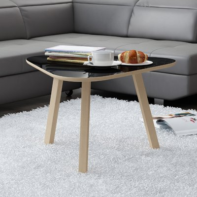 George Oliver Blandford Coffee Table Modern Coffee Tables Solid Wood Coffee Table Triangle Coffee Table