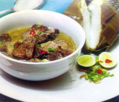 Resep Soto Makasar Asli Kali Ini Saya Akan Menyajikan Repsep Masakan Soto Makassar Atau Coto Mangkasa Resep Masakan Indonesia Resep Masakan Masakan Indonesia