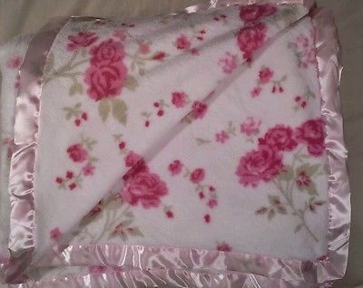 Pink Roses Simply Shabby Chic Blanket From Targetnow I Have