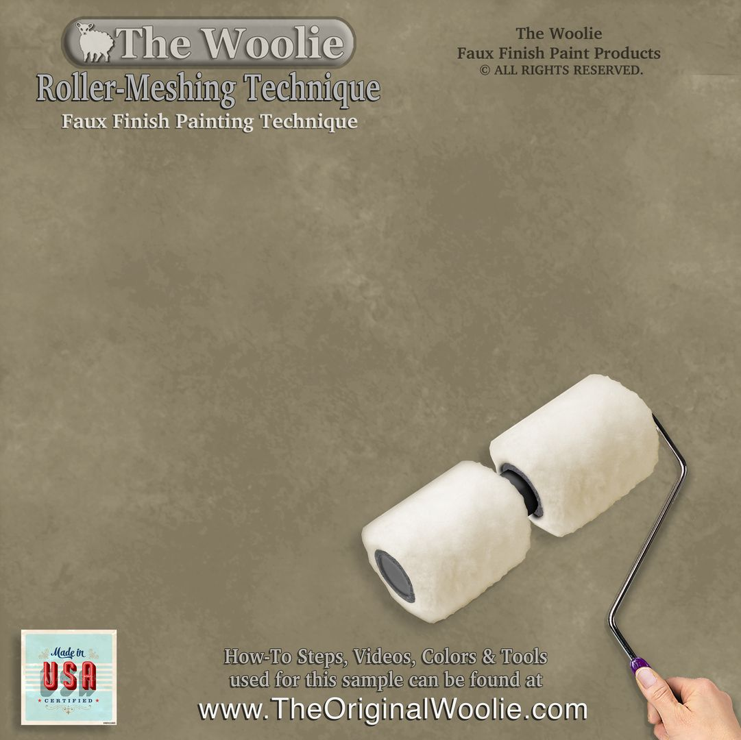Faux Glaze Techniques Wall Magic Paint Roller Best Edger Tool Finish Ideas Pewter Tray Behr Marble Painting Kits