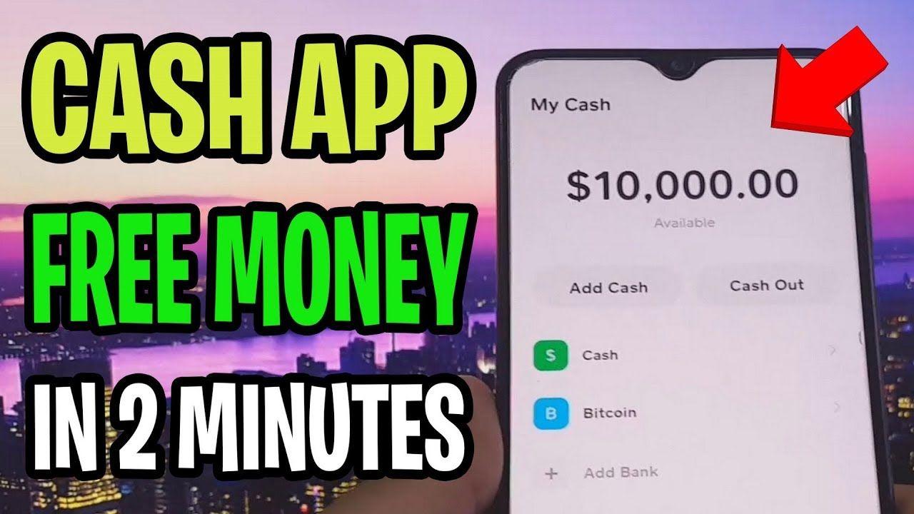 Cash App Free Money 🔥 How To Get Free Money On Cash App