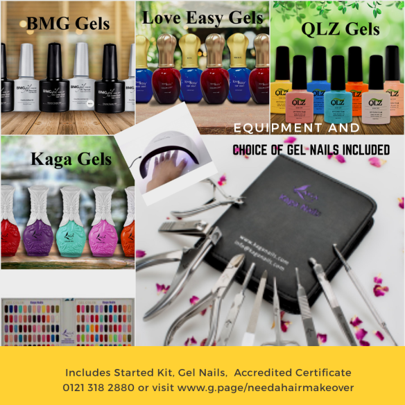How to Start a Gel Nail Business after Qualifying All