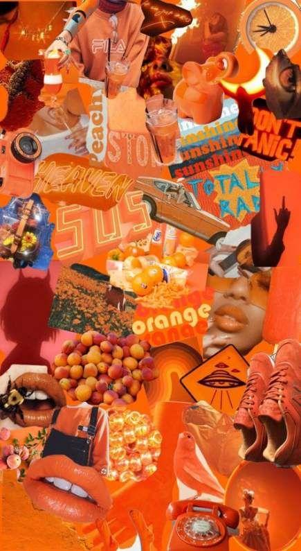 42 trendy ideas wallpaper backgrounds pastel orange