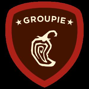 Chipotle Groupie Badge Groupies Badge Four Square