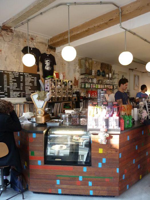 the village coffee & music - best coffee bar in town! (utrecht