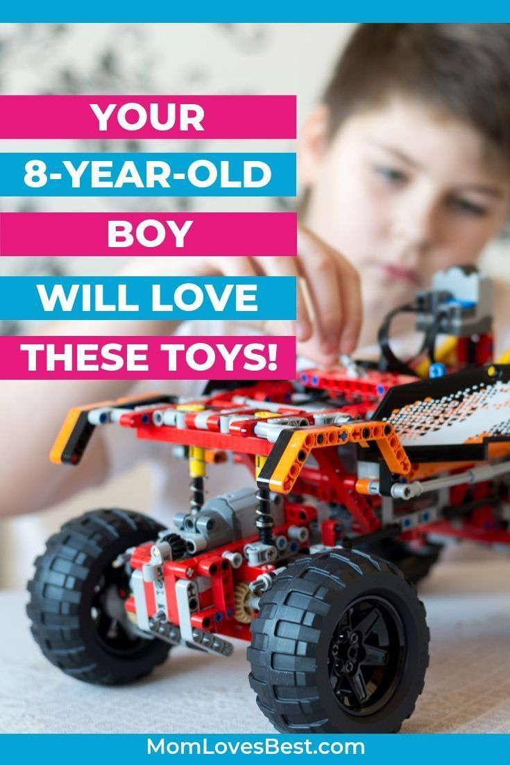 21 best toys gifts for 8yearold boys 2020 guide