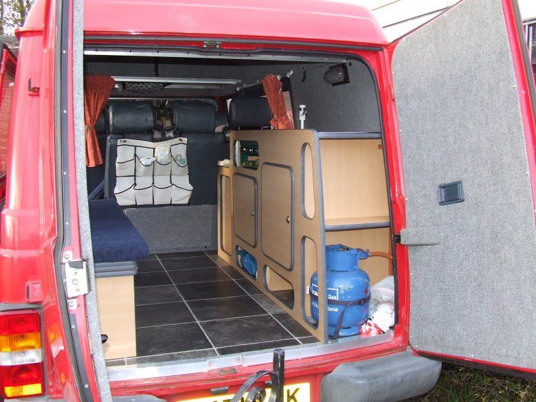 campervan conversion parts ldv pilot van conversion of a ldv pilot van into a camper camper. Black Bedroom Furniture Sets. Home Design Ideas
