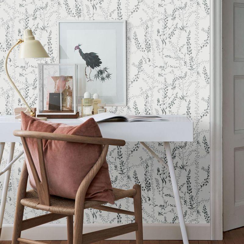 Papel pintado bladranker Pinterest Workplace, Room and Interiors