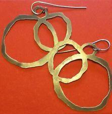 Lisa Crowder Sterling Silver Earrings