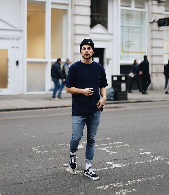0bf282b7e88 Macho Moda - Blog de Moda Masculina  SkateWear  5 Itens que estão em alta  pro Visual Masculino. Moda Masculina