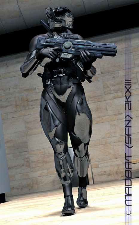 crassetination:  Various Cyber Soldiers 56