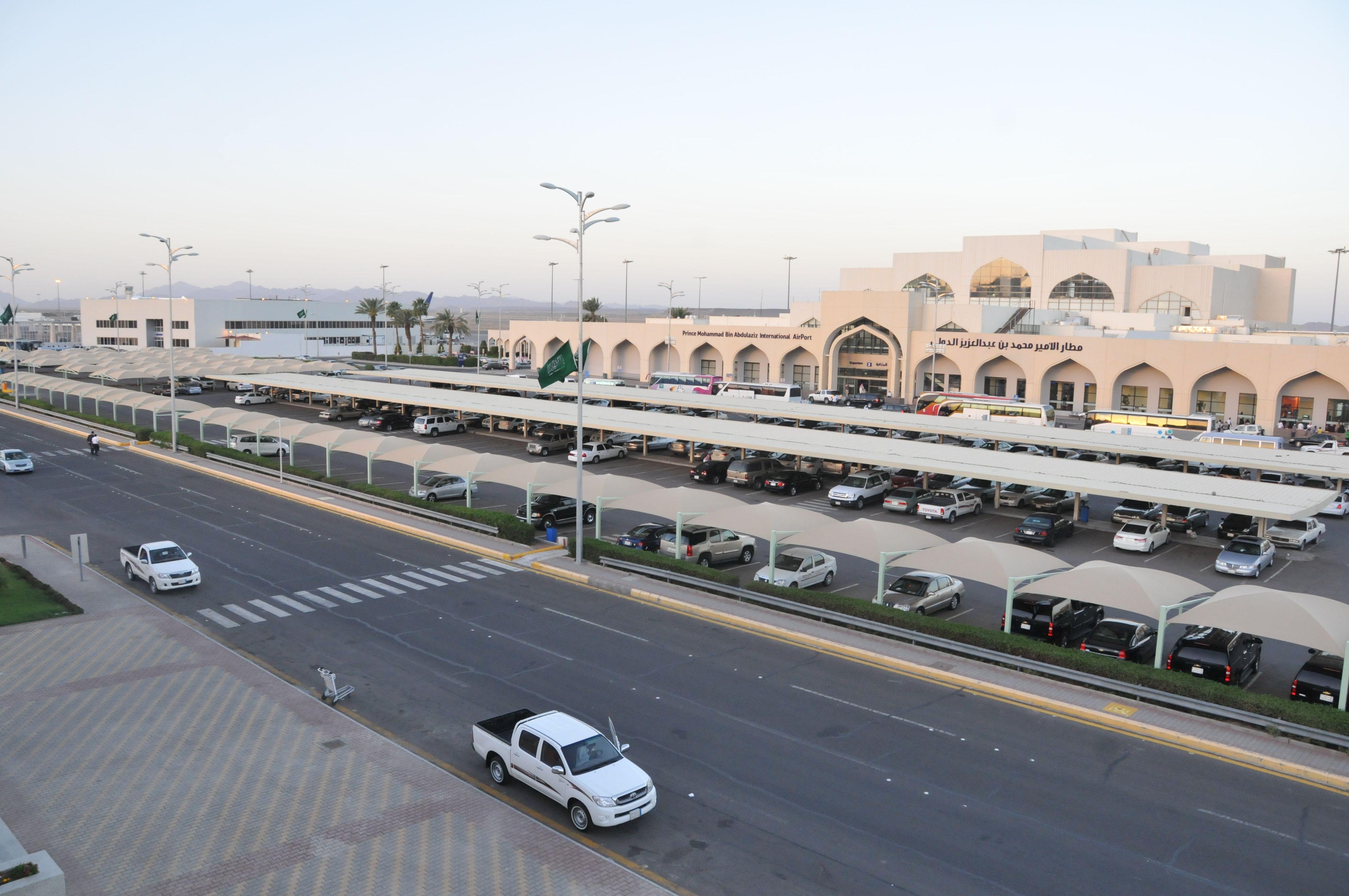 Prince Mohammad Bin Abdulaziz Airport Madinah Airport