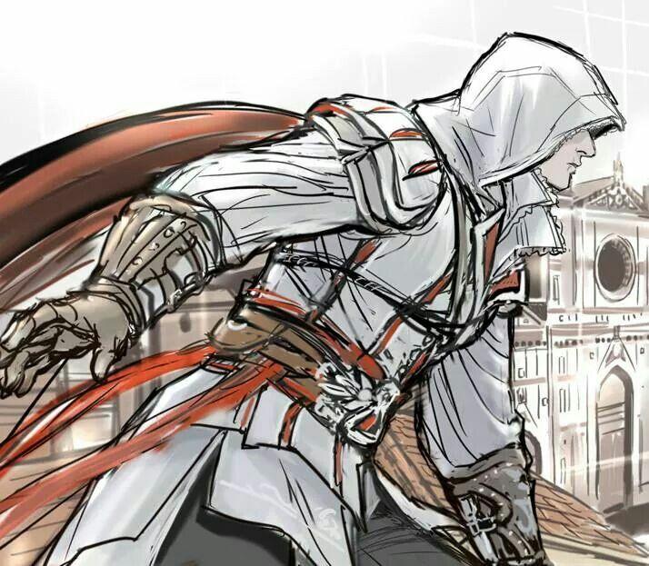Ezio Auditore. Assassin's Creed II