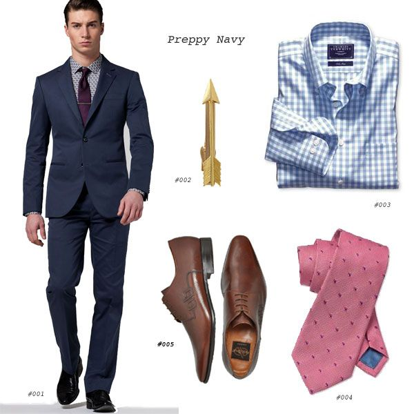 Groom Looks for Spring | Navy groom suits, Navy groom and Grooms