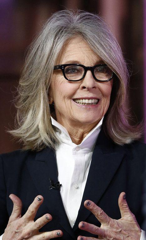 Diane Keaton Cabelo