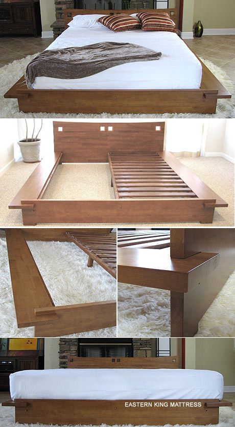 King Size Murphy Bed Plans