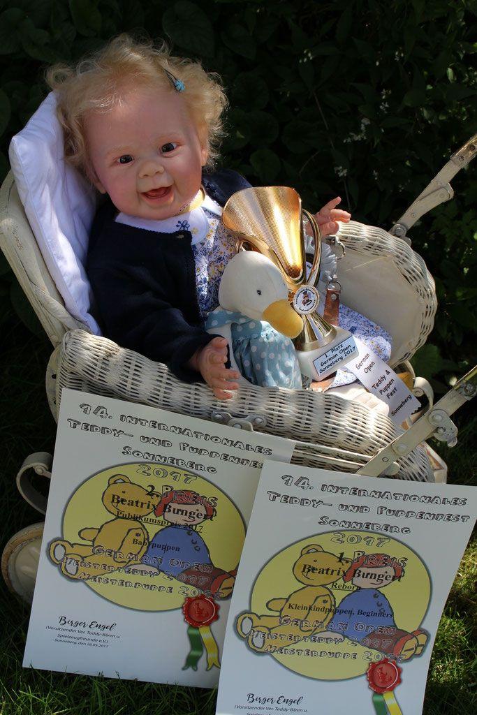 Gewinnerbaby Maizie Www.trixis Babyzimmer.de