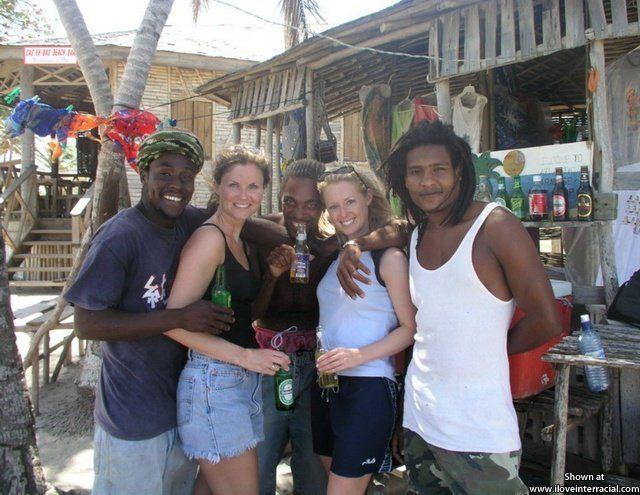 Interracial Vacation On  Interracial Couples, Vacation -1043
