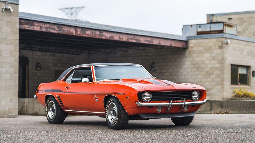 1969 Chevrolet Camaro Yenko Replica | L76 | Kissimmee 2017 | Mecum Auctions