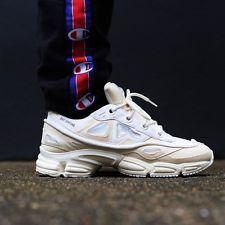 adidas Raf Simons Ozweego Bunny Cream Blanc Noir S81161 newjawn
