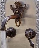 "Photo of Bronze Faucet ""Bogota"""