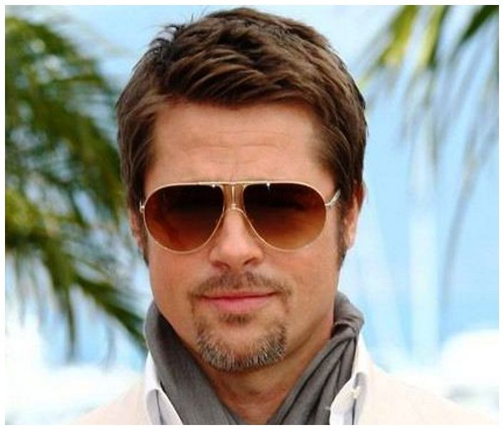 short hairstyles for men with thick hair and round faces