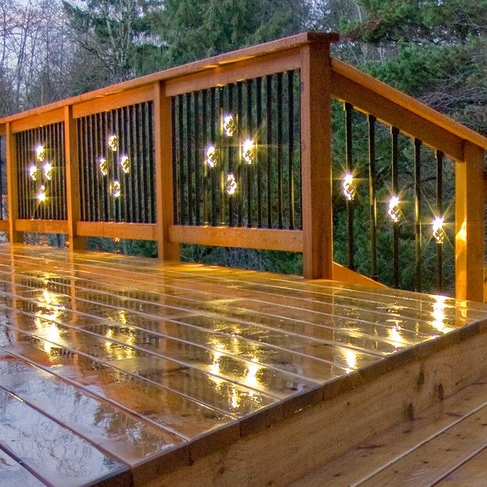Best Deck Balusters White Classic Deckorators Balusters Metal Wire And Steel Deck Railing Build 400 x 300