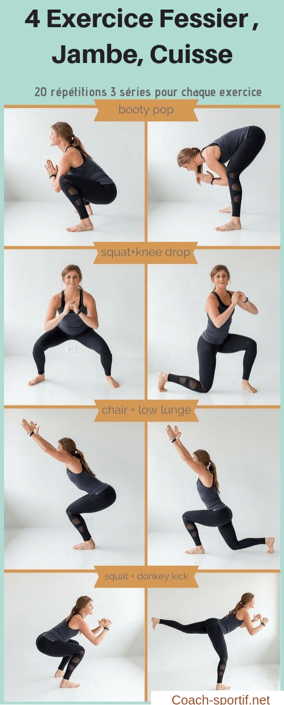 mincir du bas du corps