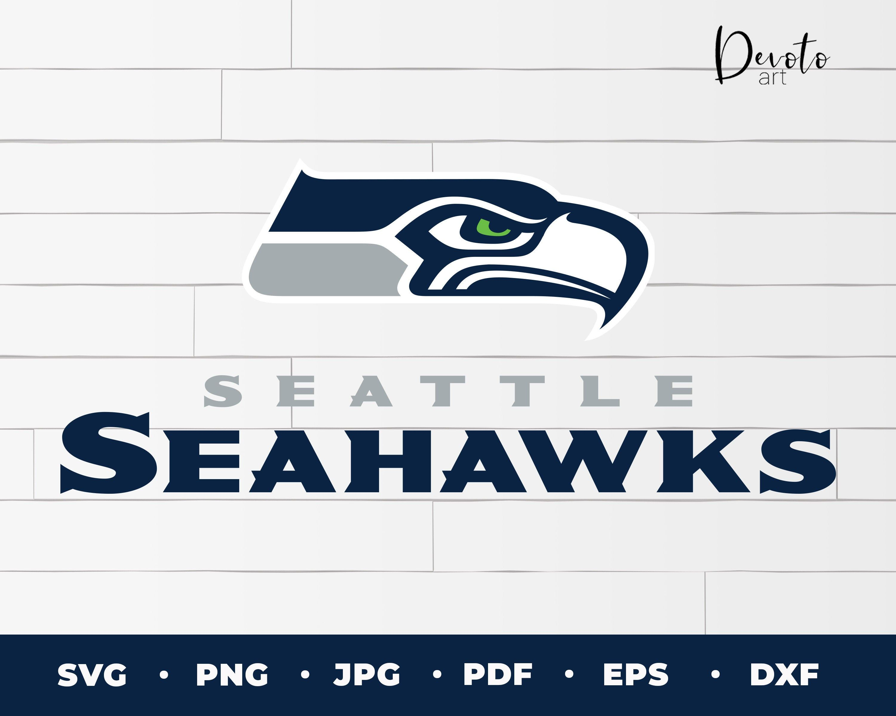 Pin on Seattle Seahawks svg