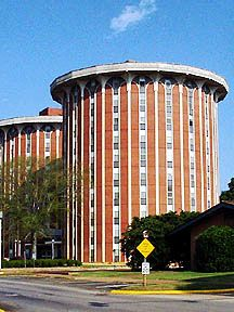 nacogdoches, SFA--lived in this dorm for a couple of ...