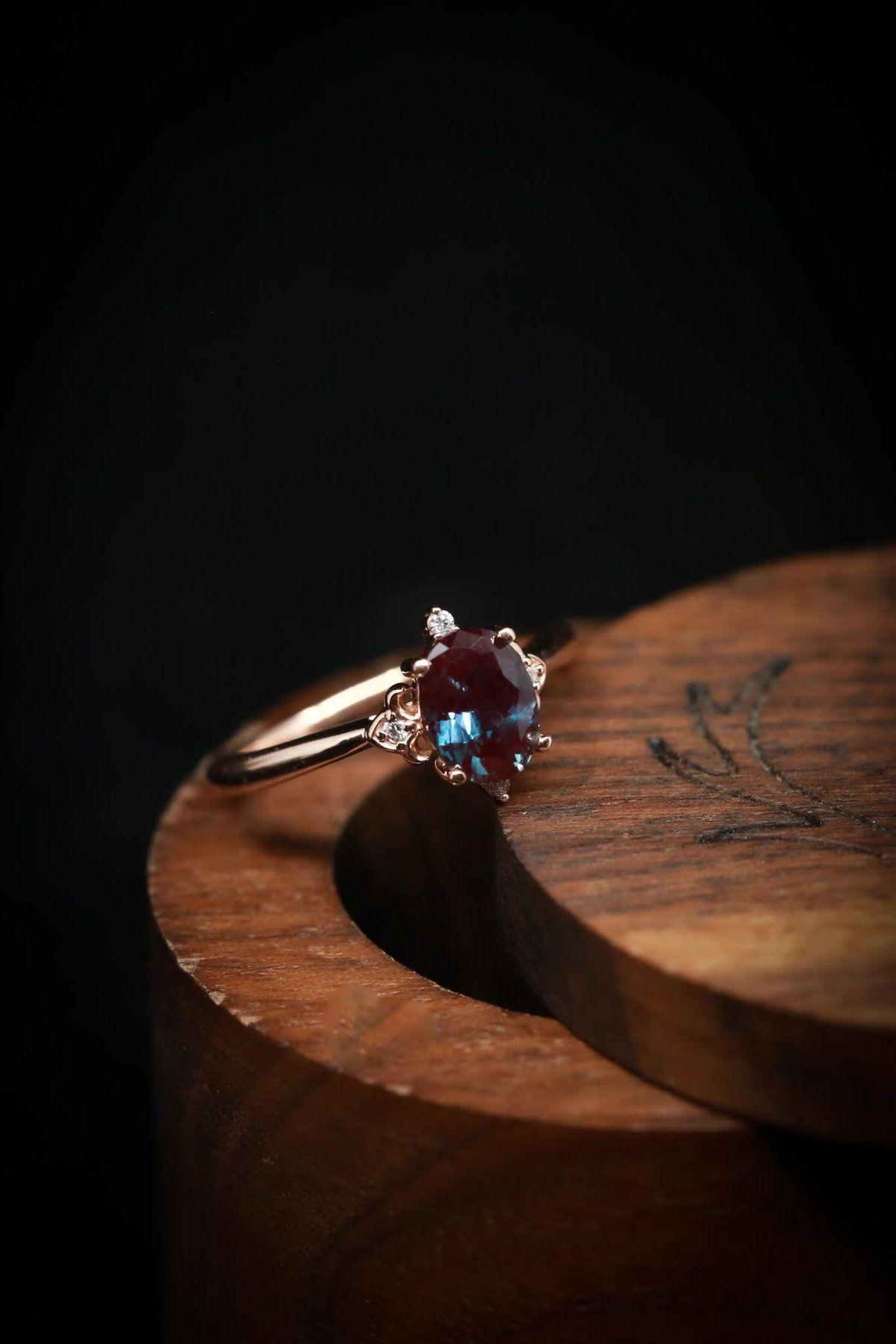alexandrite engagement rings weddingbee