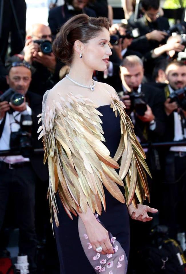 Laetitia Casta In Christian Dior Couture | Wardrobe Wishes ...