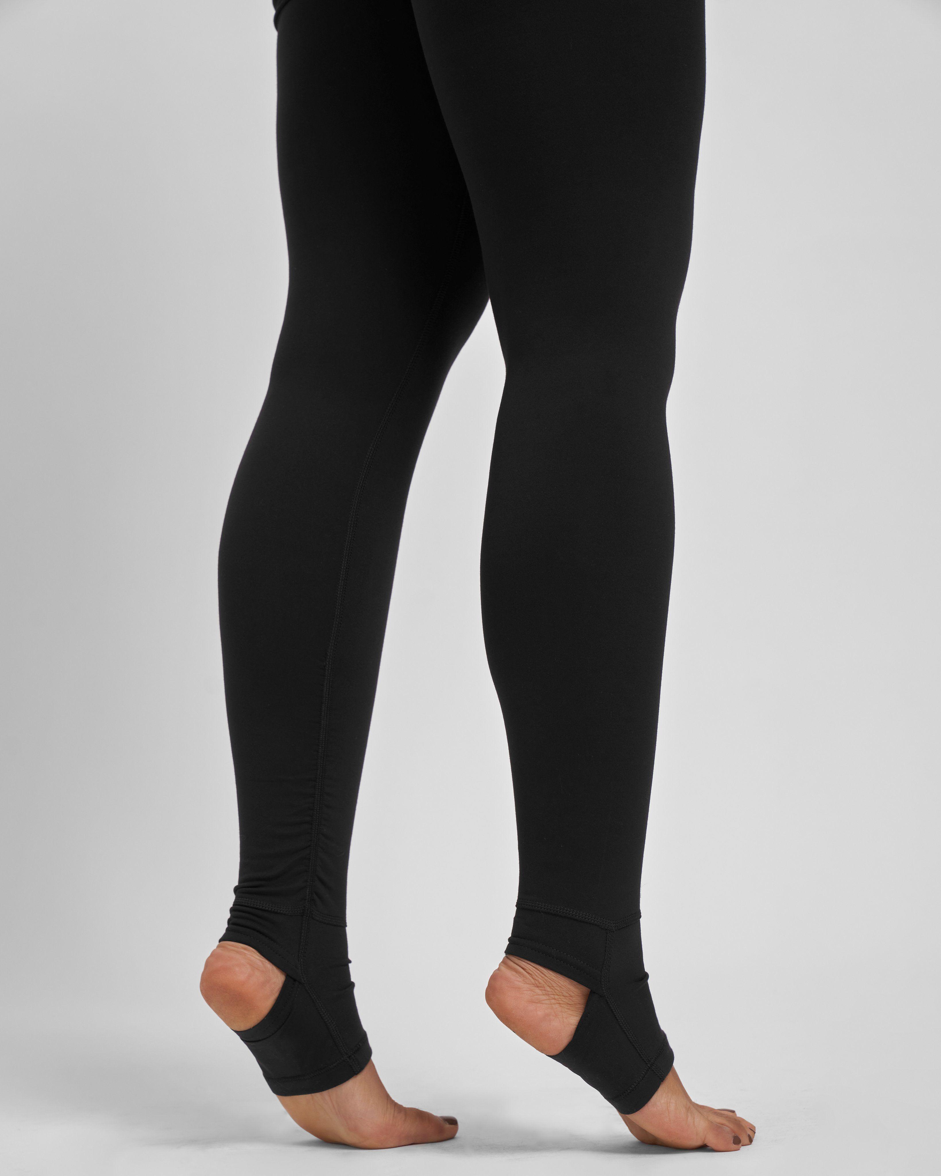 Ronda Stirrup Legging - Black