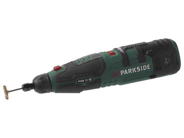 Parkside Pneumatic Car Tyre Inflator