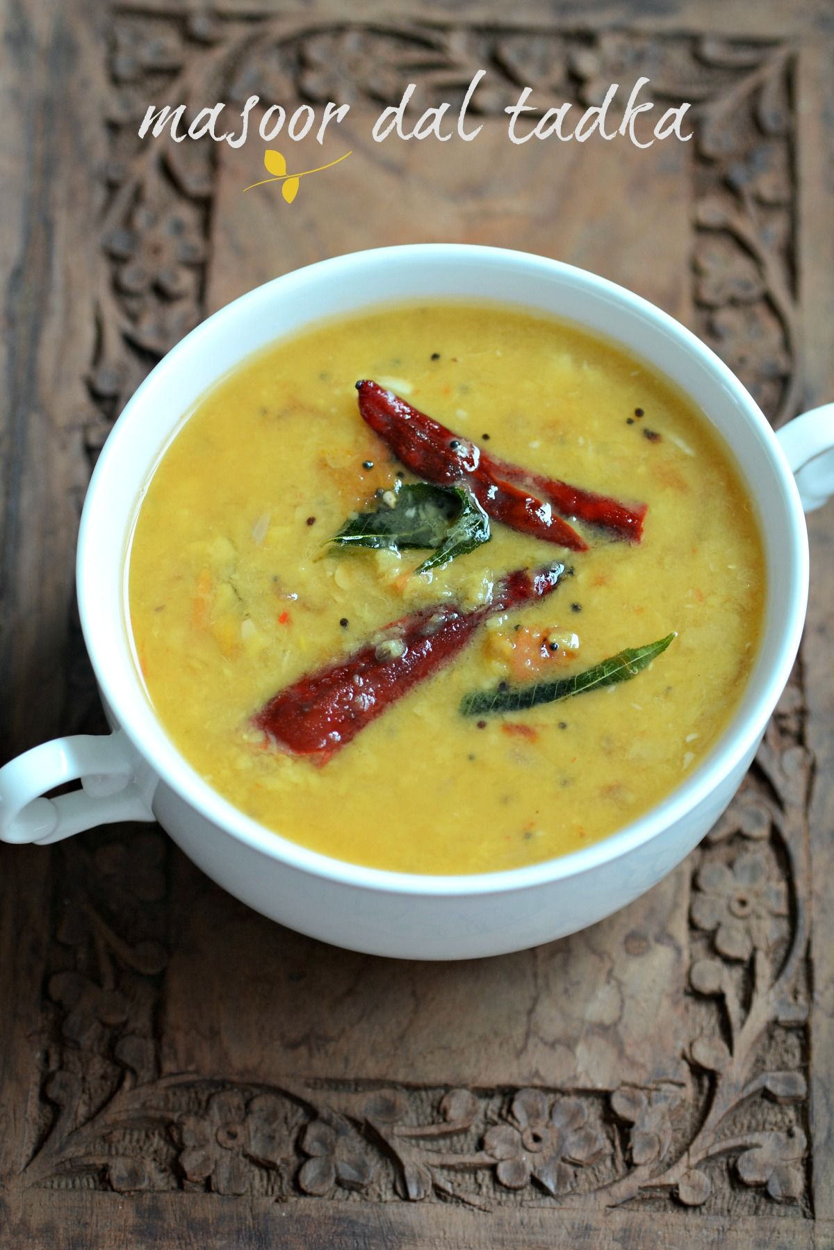 Masoor dal tadka recipe how to make dal tadka without pressure masoor dal tadka recipe how to make dal tadka without pressure cooker vegetarian indian forumfinder Gallery
